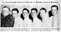 The Bowling Letherts - St. Paul Pioneer Press, February 5, 1933